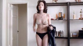 Sandrine Salyeres  nackt