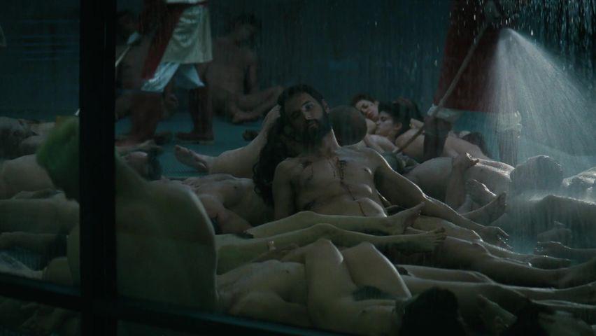 Naked westworld Westworld Lee's