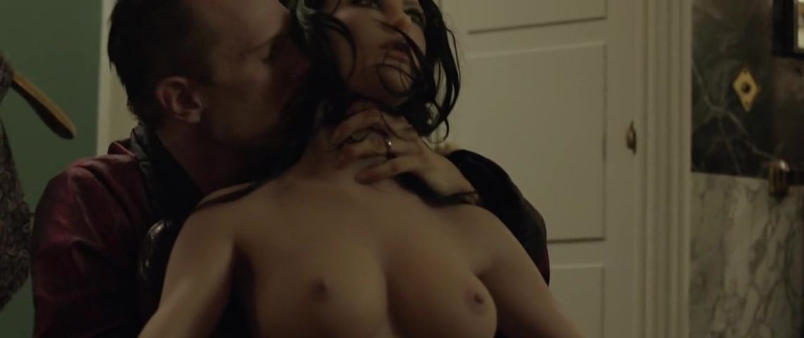 Pill naked alison Canadian actress